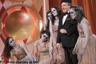 Zombie Ballet on The Gong Show